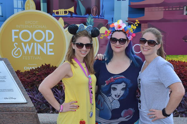 Epcot Food and Wine Festival Girls Trip - Walt Disney World Resort