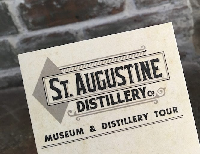 St Augustine Distillery museum and tour