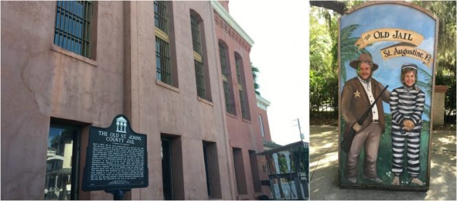 St. Augustine Old Jail | Stops for a Family Itinerary in Historic St. Augustine