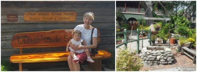 St. Augustine Oldest Wooden Schoolhouse in America | Stops for a Family Itinerary in Historic St. Augustine