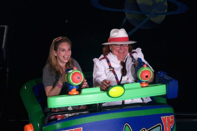 Disney VIP Tours Guides will ride with odd numbered parties so everyone gets to ride!