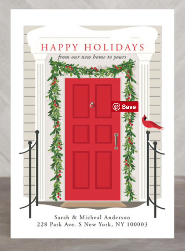 2016 Top Trends in Holiday Cards