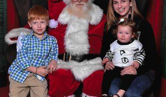 Mommy & Me: Santa 2016