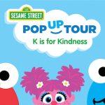 Sesame Street K is for Kindness Tour in Atlanta
