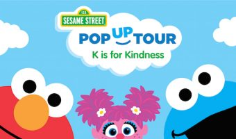 Sesame Street K is for Kindness Tour in Atlanta