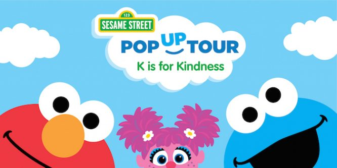 Sesame Street Tour in Atlanta