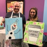 Date Night Idea: Painting