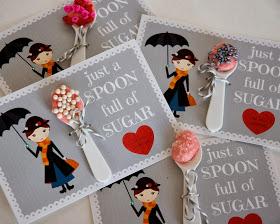 Mary Poppins Free Disney Inspired Printable Valentines | Redheadbabymama.com