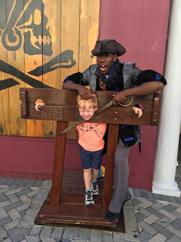 Pirates of Nassau Museum in Nassau, Bahamas   Redheadbabymama.com