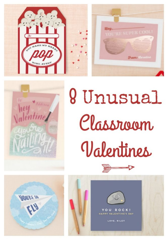 8 Unusual Valentine Gifts For Classmates Redhead Baby Mama Atlanta Blogger