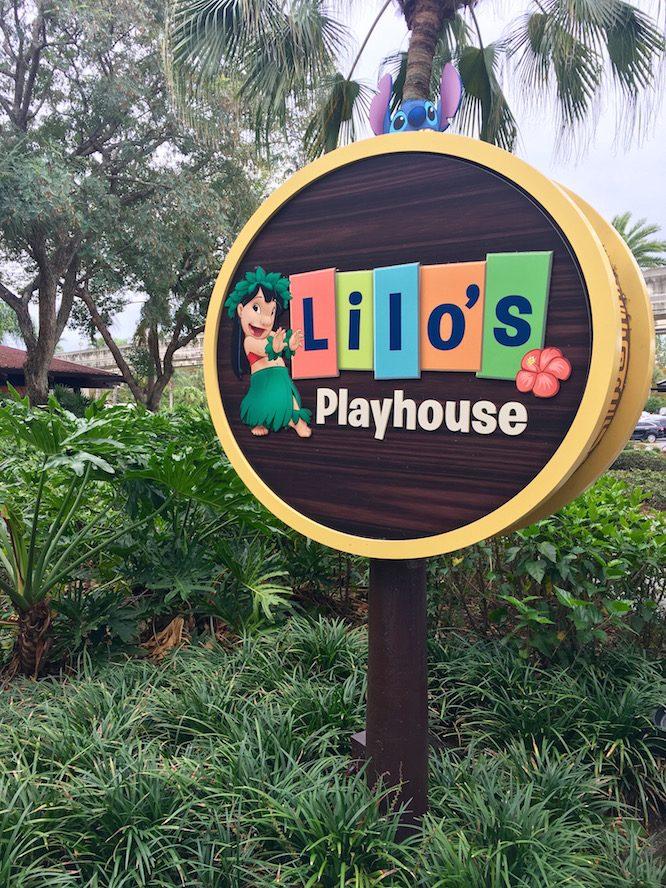 | Lilo's Playhouse, Polynesian Resort Childcare at Disney | Redheadbabymama.com