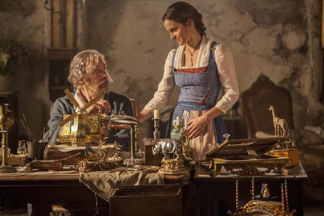 Disney's live-action Beauty And The Beast