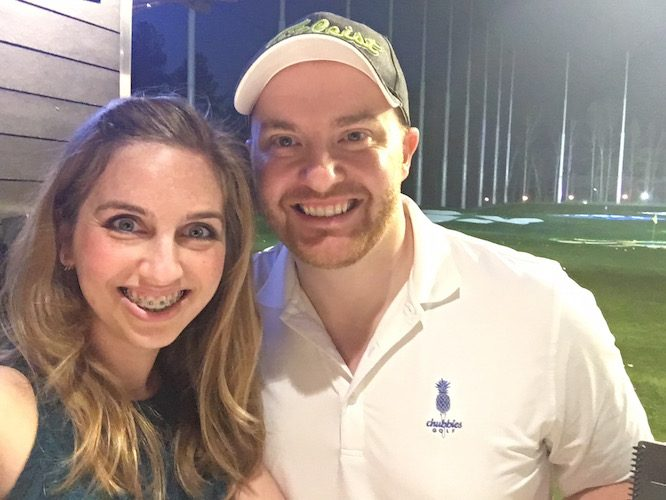 Atlanta Date Night Idea: Topgolf