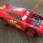 Cars 3 Toy Model Kit