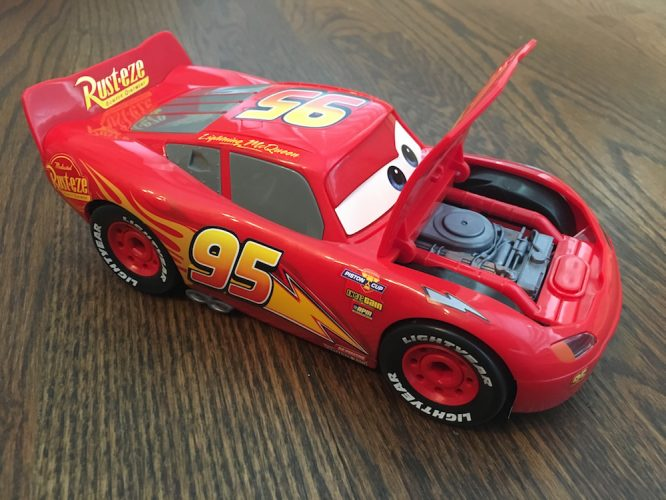 Cars 3 Toy Model Kit