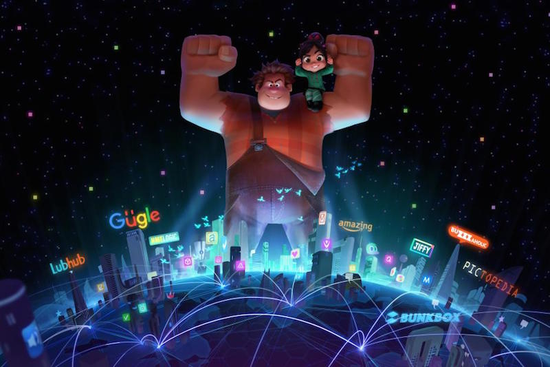 Ralph breaks the internet, Wreck It Ralph 2