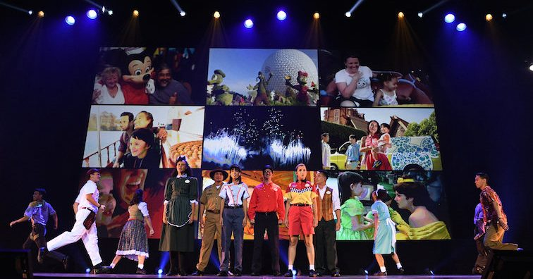 Walt Disney Parks Panel at D23 shares a touching Cast Member Tribute