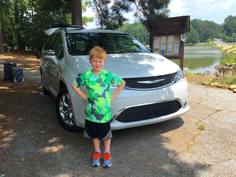 The Kid Approved Chrysler Pacifica - Redhead Baby Mama | Atlanta Blogger