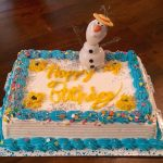 Frozen in Summer DIY Ice Cream Cake Decor