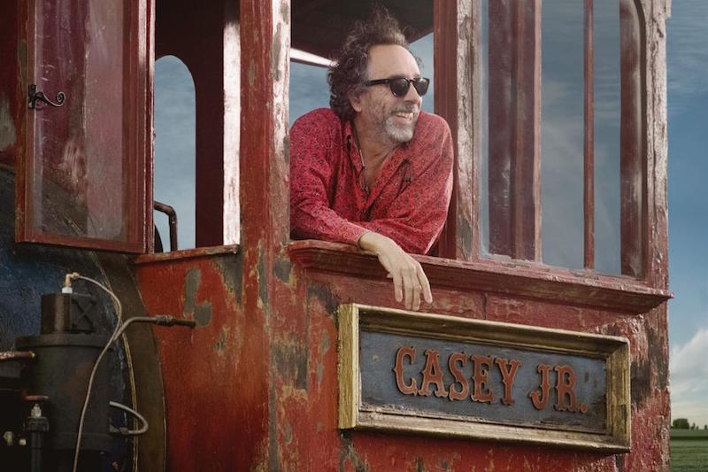 Tim Burton's take on Dumbo will be dark and original! Live action Disney Movies