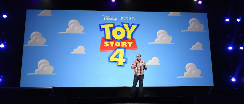 Toy Story 4 is coming... but hardly any details were released!