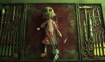 Scary Movies for Tweens: Coraline