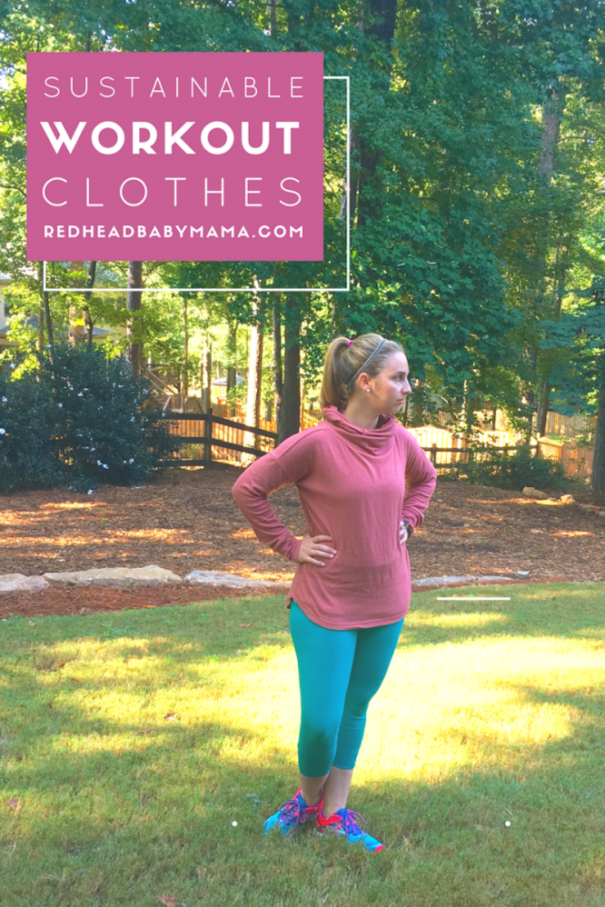 Sustainable Workout Clothes for fall #prAnaMom | Redheadbabymama.com sponsored by prAna