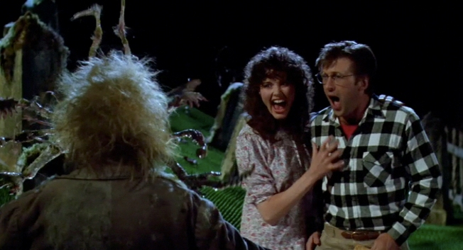 Scary Movies for Tweens: Beetlejuice
