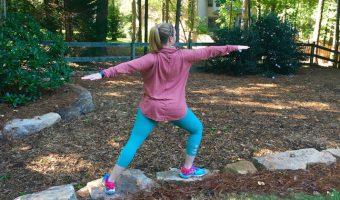 Sustainable Workout Clothes for fall #prAnaMom