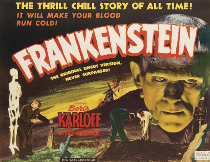 Scary Movies for Tweens: 1931 Frankenstein