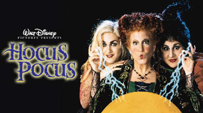 Scary Movies for Tweens: Hocus Pocus