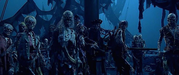 Scary Movies for Tweens: Pirates of the Caribbean: Curse of the Black Pearl