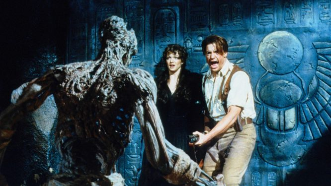 Scary Movie for Tweens: 1999 The Mummy