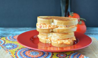Palmetto Grilled Cheese Sandwich: A Favorite with a Southern Twist | Redheadbabymama.com