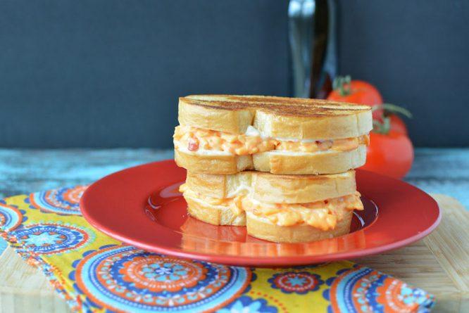 Grilled Palmetto Cheese Sandwich: A Favorite with a Southern Twist   Redheadbabymama.com