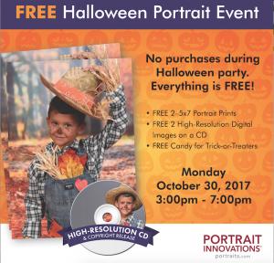 free professional costume portraits