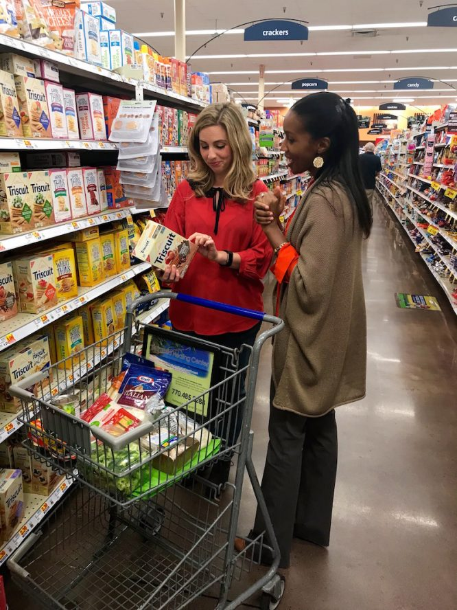 Strong4Life Grocery Tips for simple, healthy food swaps