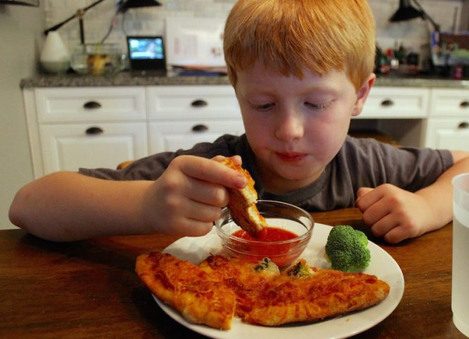 Strong4Life Lunch Tips for Picky Eaters