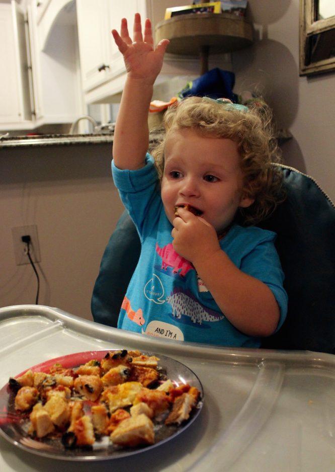 Have kids that need more veggies? Make simple heallty food swaps