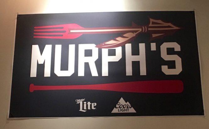 FSU Watchspot for Atlanta at Murph's