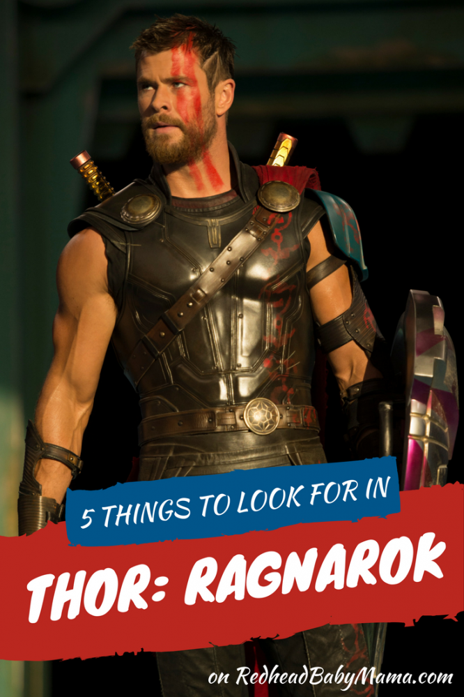 5 things to look for in THOR: Ragnarok, a movie review