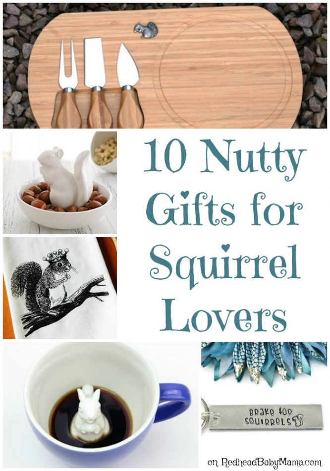 10 gifts for squirrel lovers