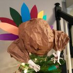 Turkey Tree Topper Craft