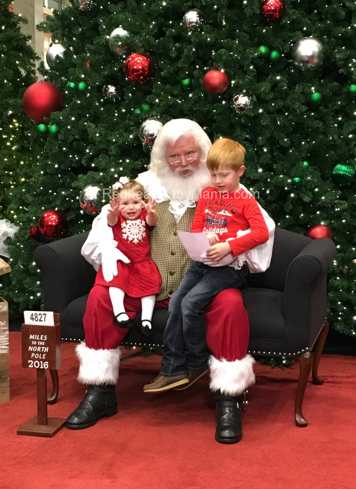 What To Know Before You Visit The Real Santa At Phipps