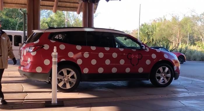 Minnie Vans Disney Hotel List
