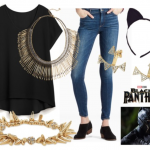 Marvel's Black Panther Disneybound
