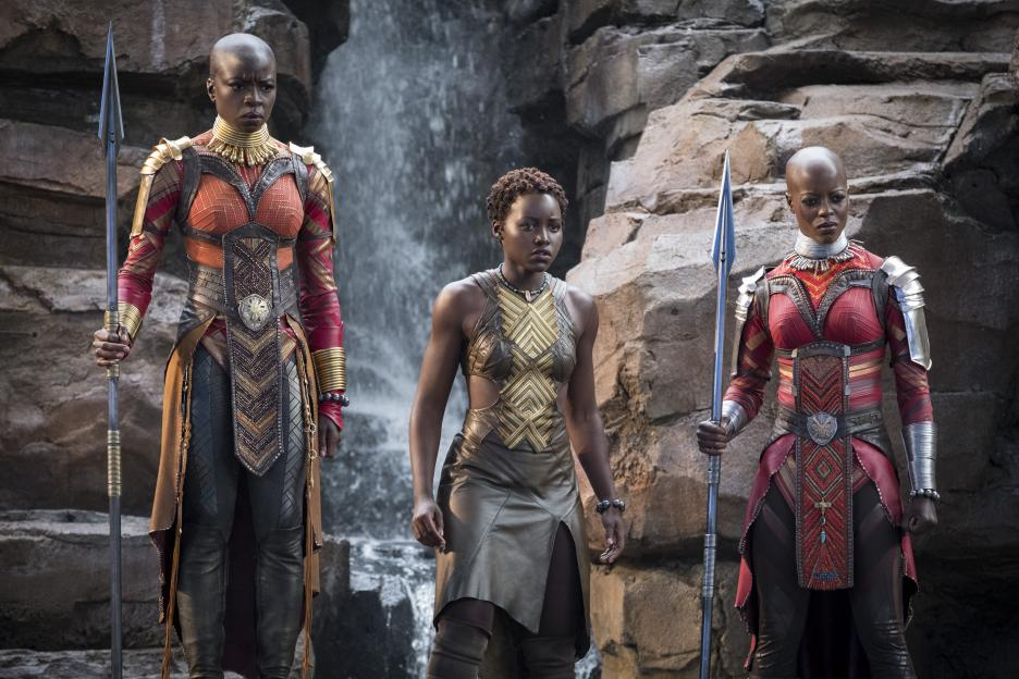 Black Panther Disneybound Dora Milaje