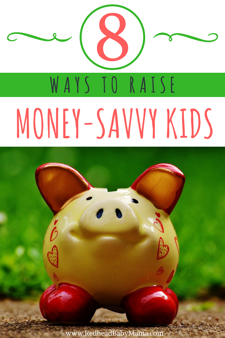 raising money savvy kids