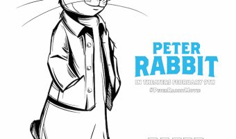 Peter Rabbit Movie Coloring Pages