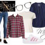 Wrinkle in Time Mrs. Whatsit Disneybound & Meg Disneybound